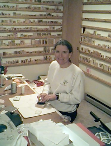 My Former Stamping Room