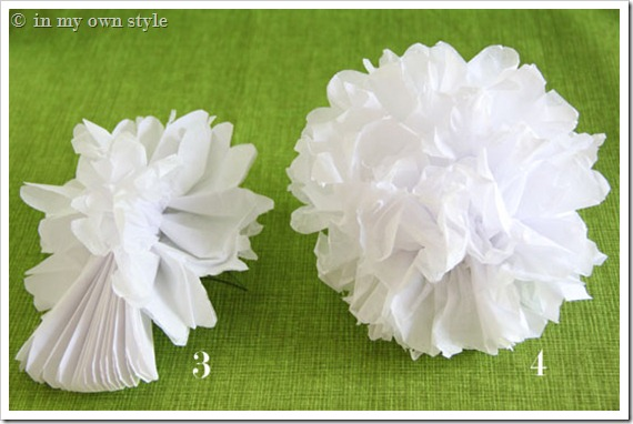 How to make tissue paper flowers vice versa how to make tissue paper flowers mightylinksfo