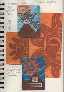 ATC Page in Stamping Journal